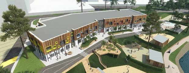 ГК «А101» построит детский сад «Весёлое королевство» - Фото