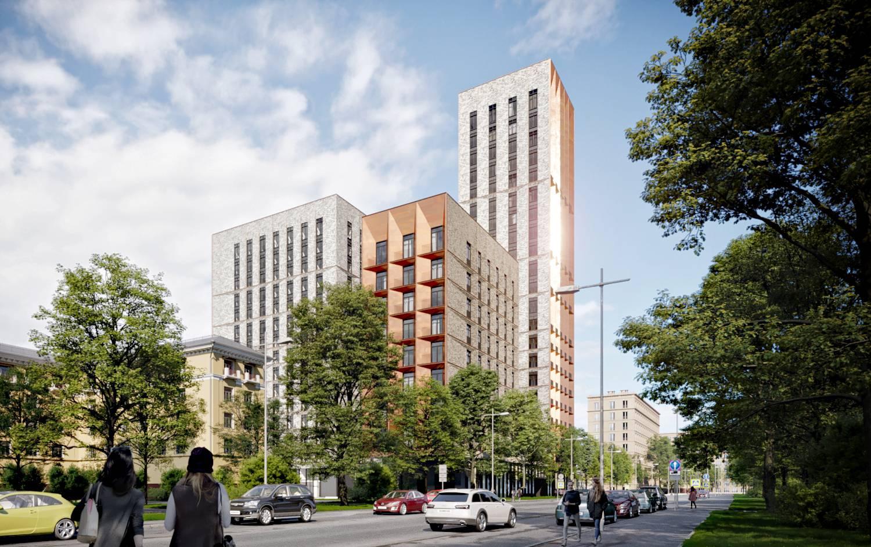 Проект Capital Group получил Архитектурную премию Москвы