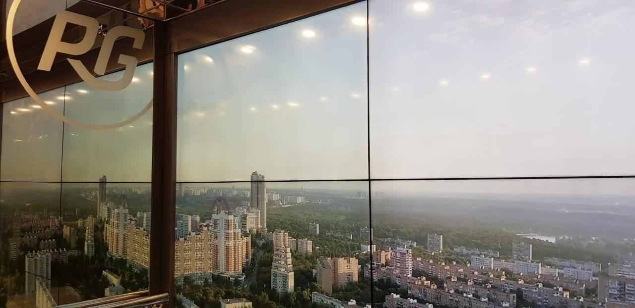 «РГ-Девелопмент» представил на Московском урбанистическом форуме индивидуальные лифты с собственным уникальным дизайном