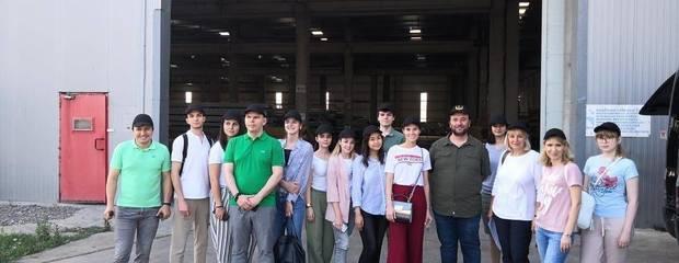 Студенты базовой кафедры «Управление проектами и программами Capital Group» РЭУ им. Г.В. Плеханова посетили штаб-квартиры турецких производителей - Фото