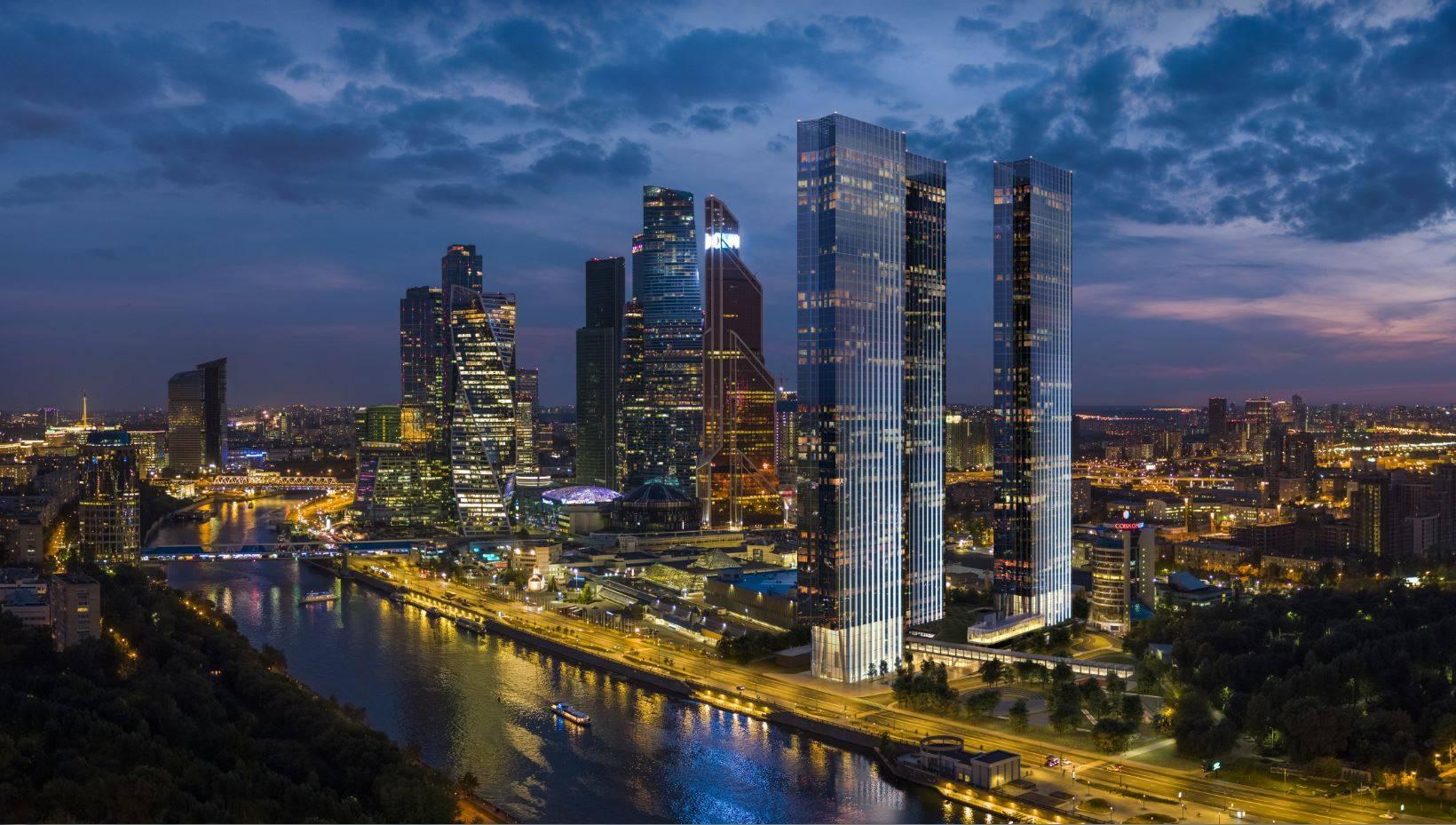 Небоскребы Capital Towers компании Capital Group оценили на международной премии в сегменте люкс