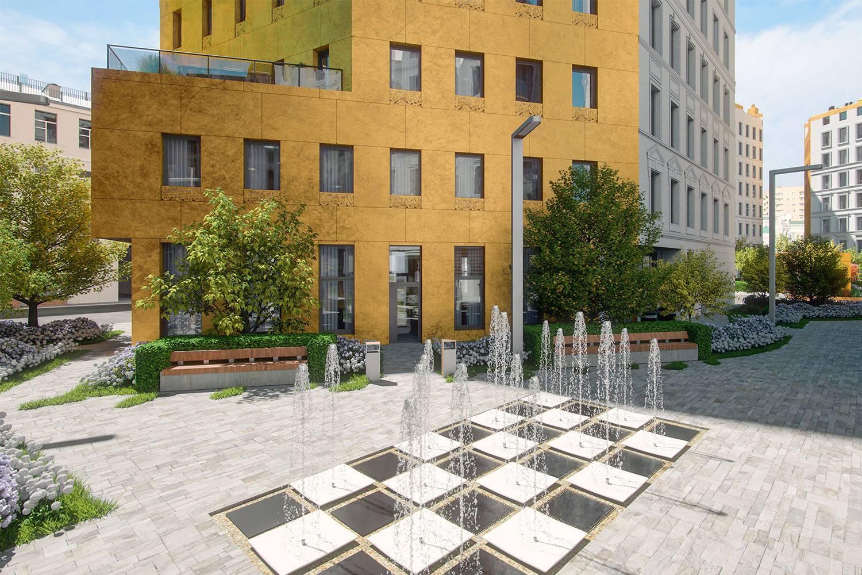 Открыты продажи в двух особняках жилого комплекса «TITUL на Серебрянической»