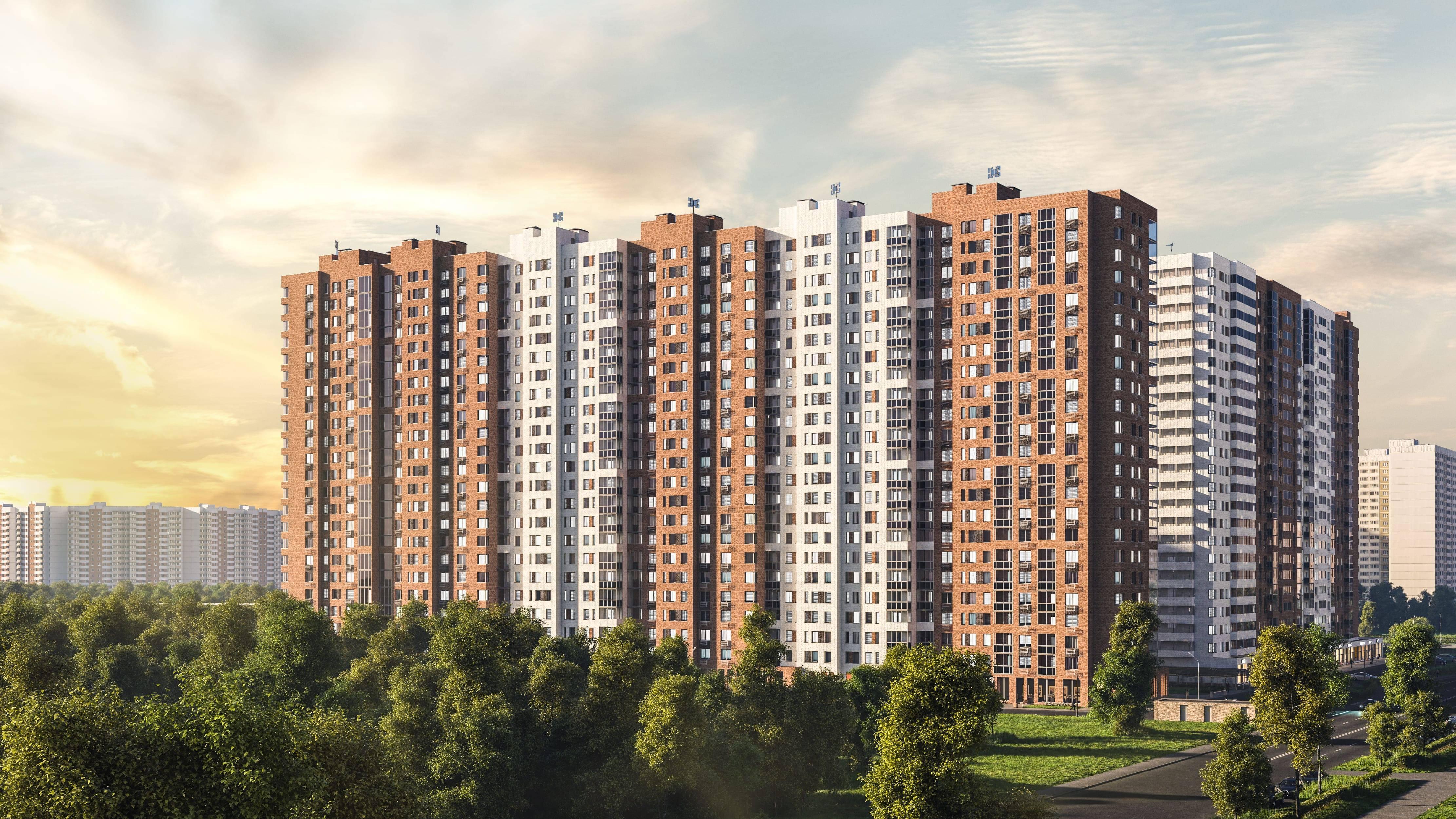 Старт продаж квартир в третьем корпусе ЖК FoRest