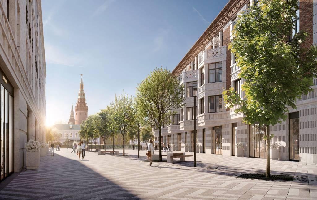 Capital Group – лидер рейтинга девелоперов элитного жилья Москвы