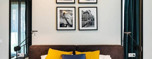 Донстрой открыл шоурум квартир с отделкой в ЖК FRESH  - Фото