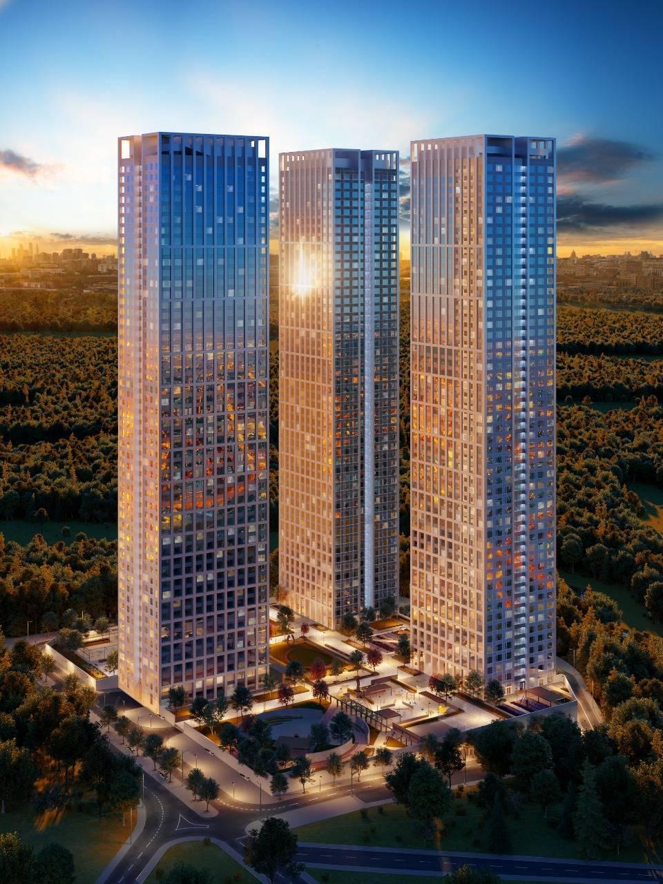 Приложение Capital Living теперь доступно для ЖК НЕБО, Capital Towers и «Триколор»