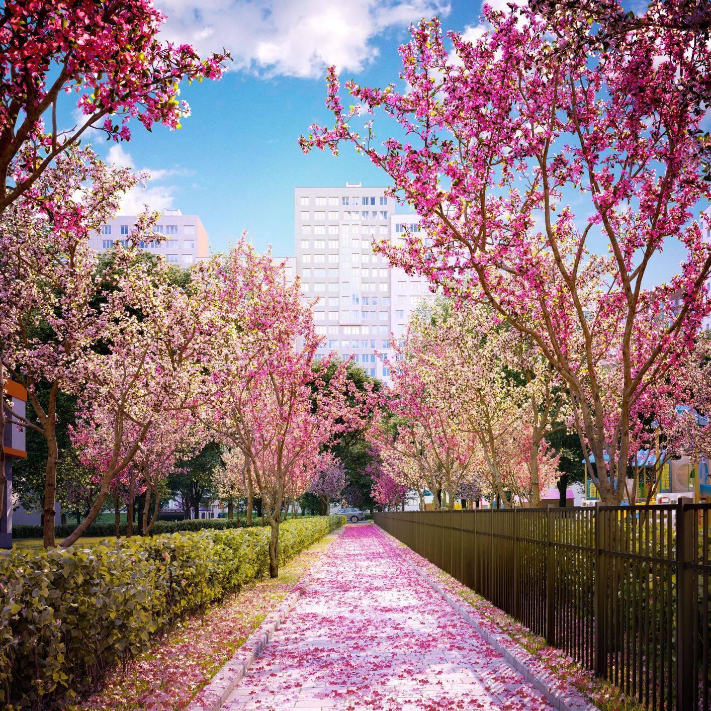В ЖК Румянцево-Парк доступна услуга фиксации цены квартиры в режиме онлайн