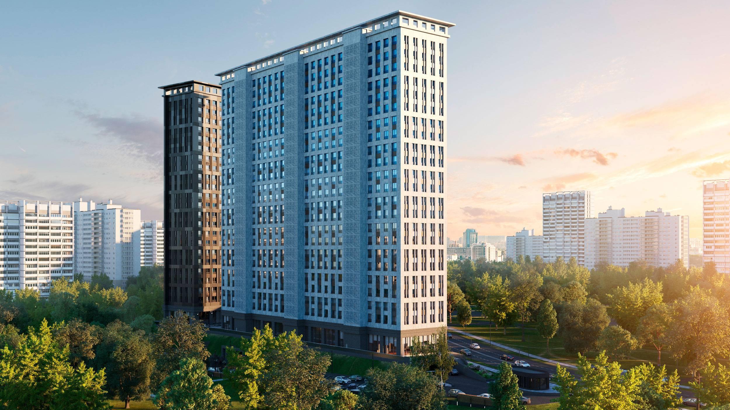В доме бизнес-класса Shome теперь можно забронировать квартиру до 15 июля, а также воспользоваться программой субсидируемой ипотеки