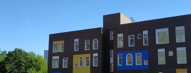 В квартале Зиларт завершается внутренняя отделка детского сада на 250 мест - Фото