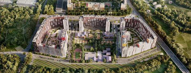 В ЖК «Румянцево-Парк» стартовали летние скидки с выгодой до 1 млн рублей - Фото