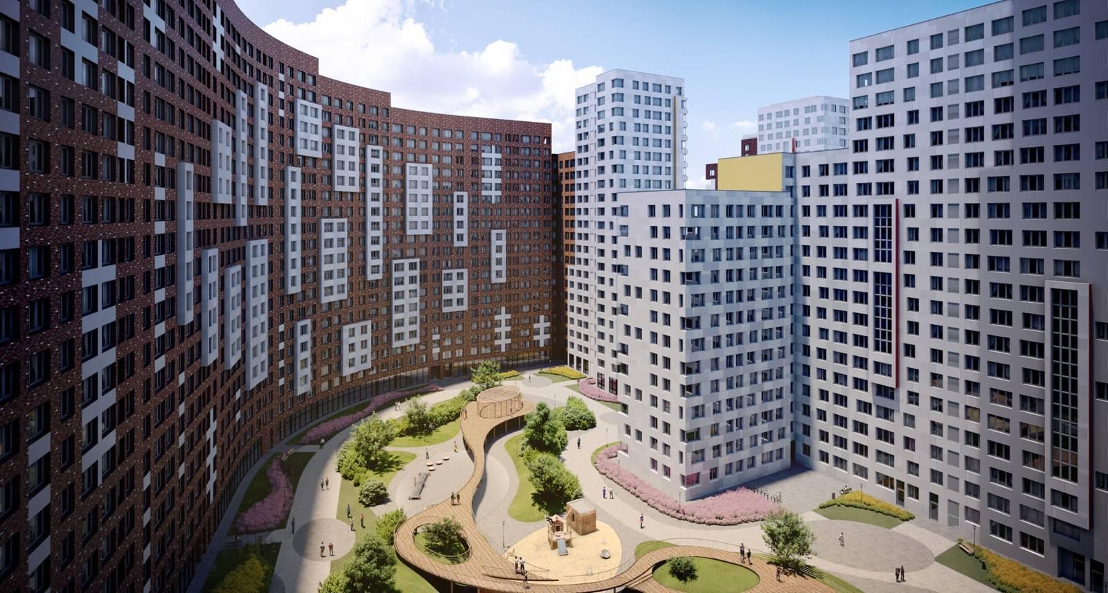 Lexion Development досрочно погасила кредит на строительство ЖК «Румянцево-Парк