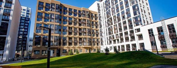 Дома №14 и №15 ЖК «Скандинавия» получили адреса - Фото