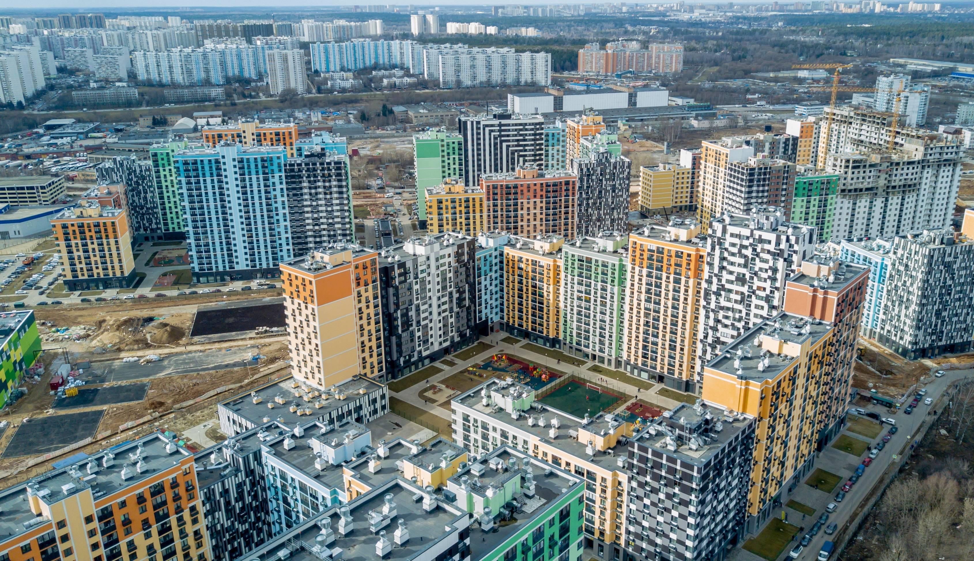 Весенние «Лучи»: квартиры с выгодой от полумиллиона рублей