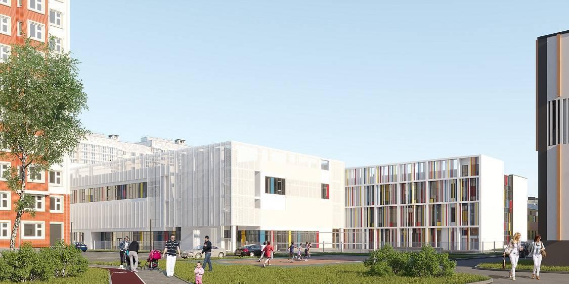 Новые Ватутинки объявили о начале строительства третей в районе школы