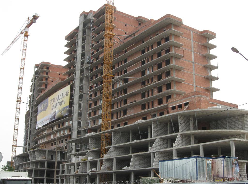 Себестоимость строительства в РФ за три квартала выросла на 3,19%