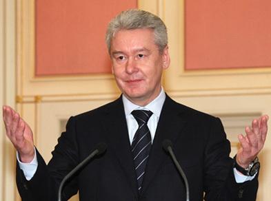 Мосгордума рассмотрит кандидатуру Собянина 21 октября