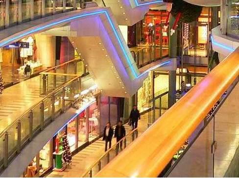 В Москве сократился объем ввода торговых центров