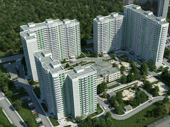 44% от совокупного предложения на столичном рынке жилья приходится на новые территории