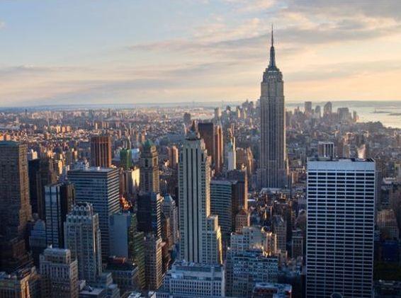 Нью-Йорк занял первое место по объему инвестиций в коммерческую недвижимость, а Москва - 23