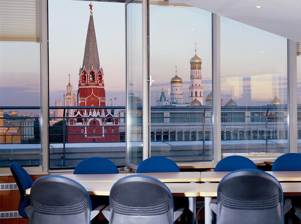 В Москве за третий квартал вырос объем новых офисных помещений