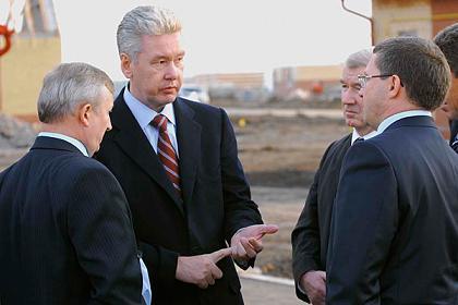 Обманутые дольщики в Москве просят Собянина уволить Ресина