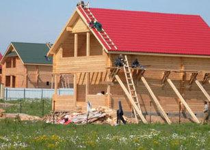 Минрегион: Строительство жилья для погорельцев завершится до 25 октября