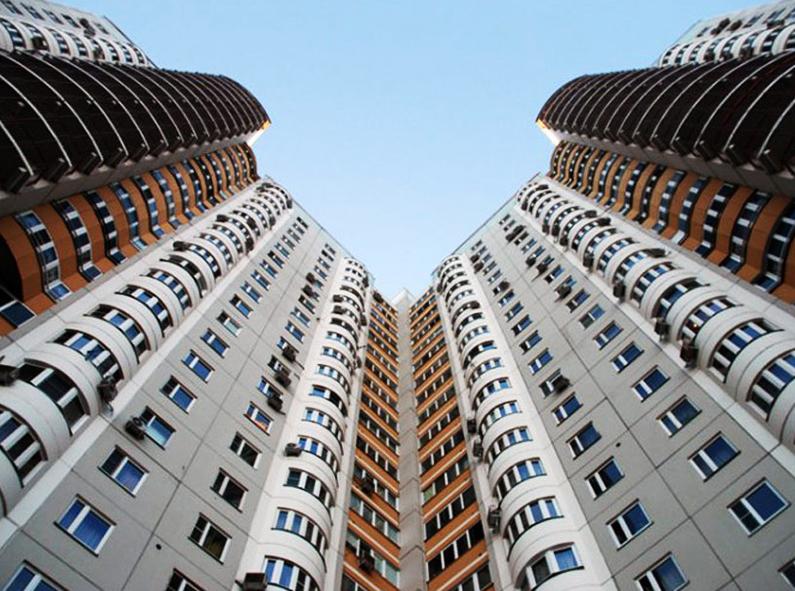 В новостройках Москвы средняя цена квадратного метра жилья в марте  выросла на 1%