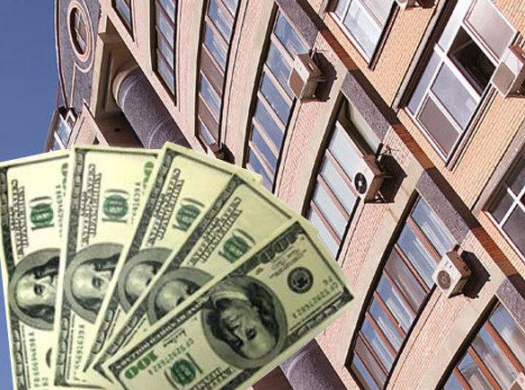 Цены на столичную недвижимость в долларах продолжают снижаться