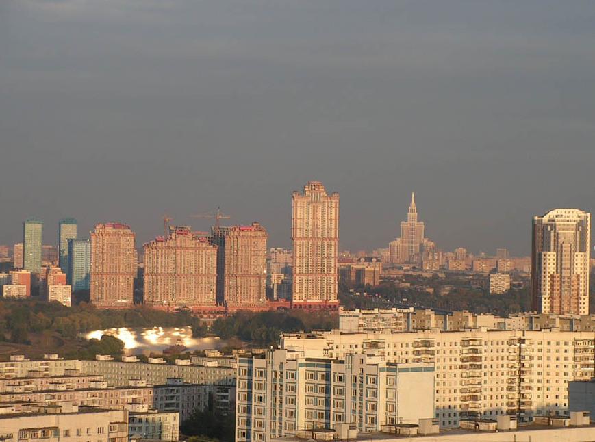 Среди городов России наибольшее снижение цен в апреле зафиксировано в Москве