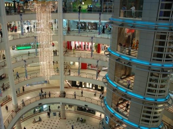 Объем предложения по торговым объектам в центре столицы  уменьшился на 3%