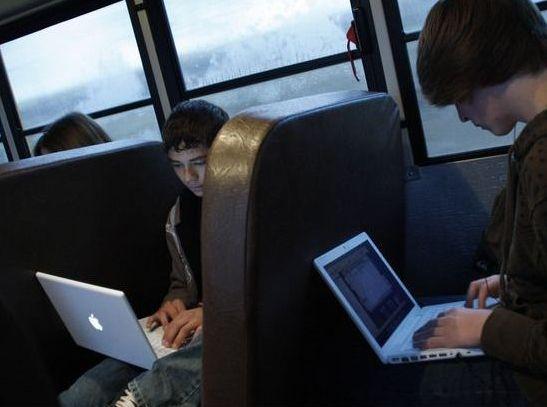 Wi-fi появится в московских автобусах, троллейбусах и в метро