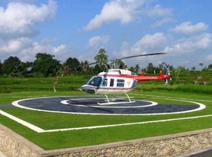 Десять вертолетных центров построят вокруг МКАД