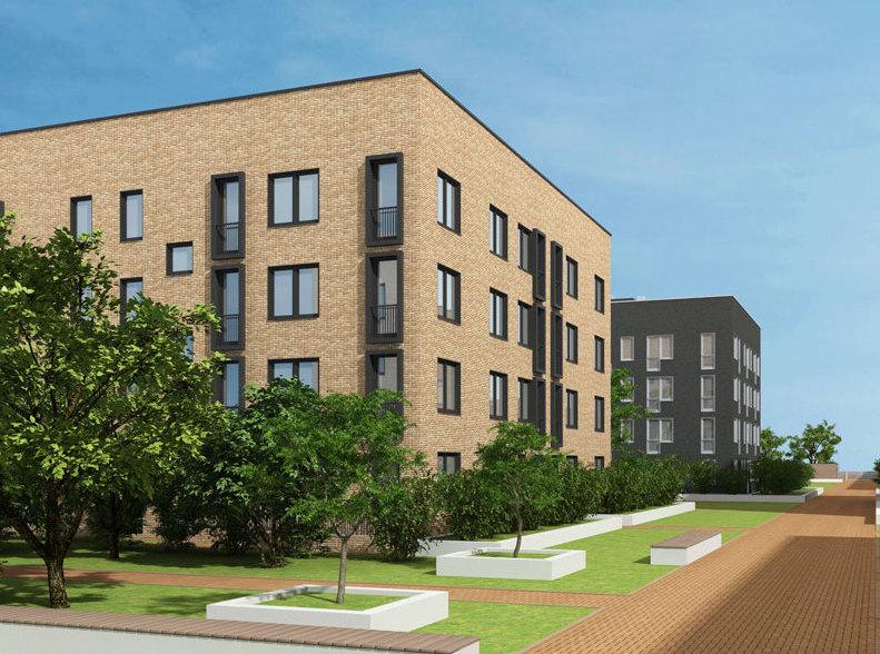 В ЖК «Девять» действуют скидки на квартиры для тех, кто решил купить жилье в 2013-м