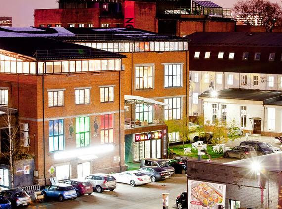Дизайн-завод «Флакон» объявил о создании нового класса творческих офисов
