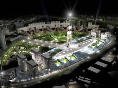 Москва страдает гигантоманией в строительстве торговых центров