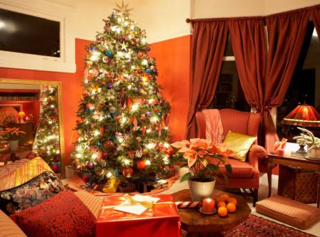 Квартиры на Новый год снимают в Москве, Петербурге и Красноярске