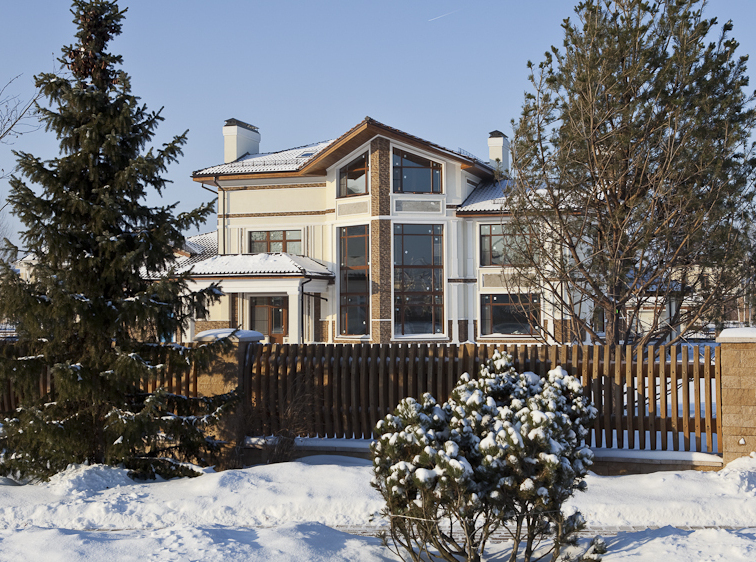 Хорошие дома уходят с рынка элитной загородной недвижимости