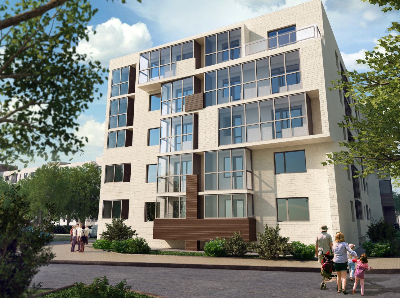 В 26-м корпусе жилого комплекса «Отрада» начинаются продажи квартир