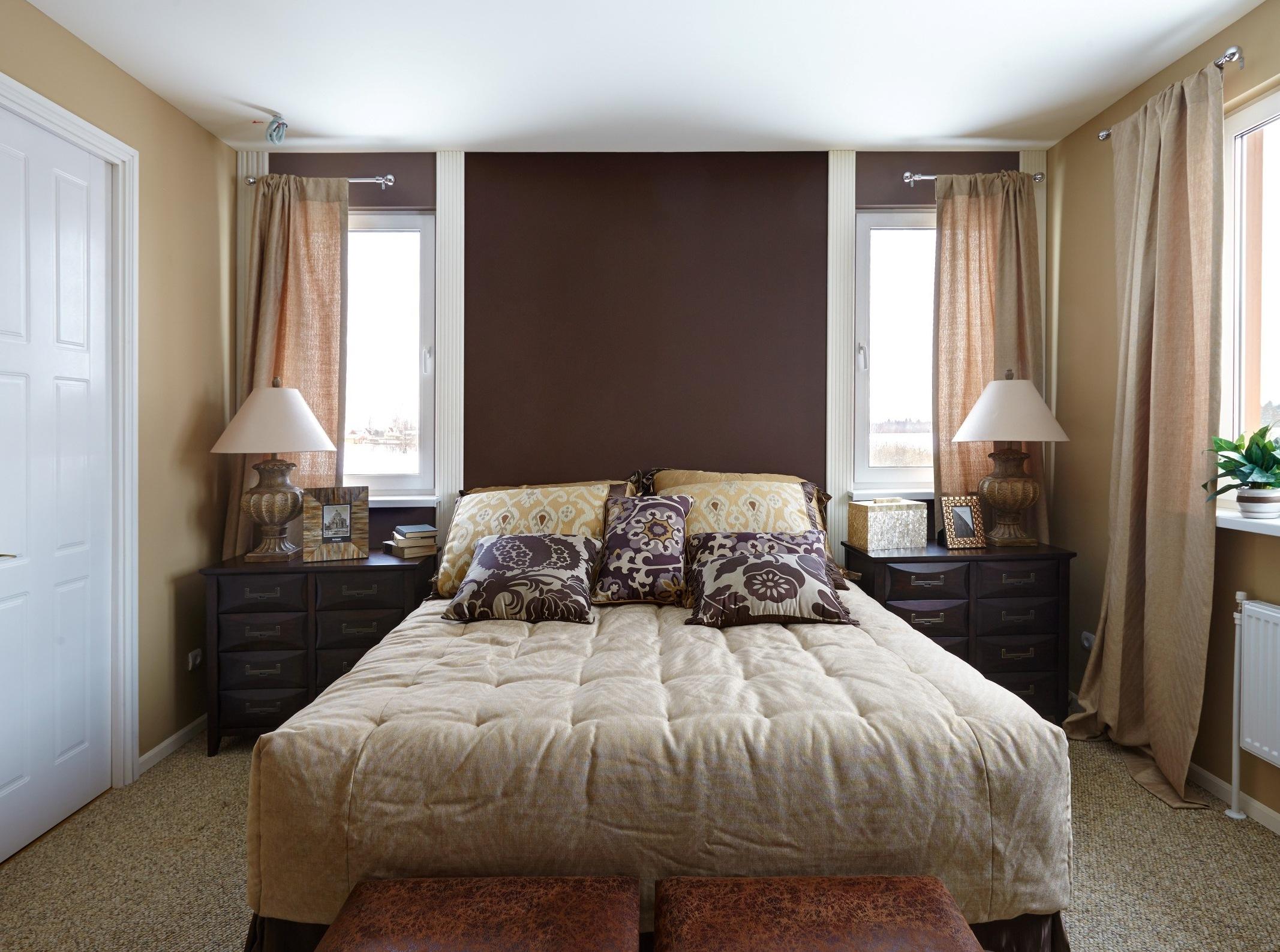 Коттеджи в поселке American Dream сдаются с американскими спальнями
