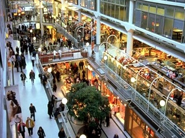 В ближайшее время торговый рынок Москвы удвоится