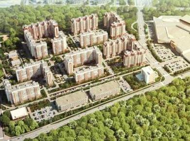 В районе Бутово можно купить квартиру в новостройке дешевле 5 миллионов