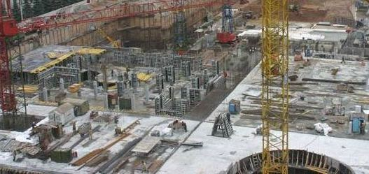 Москва вошла в десятку мировых лидеров по инвестициям в строительство
