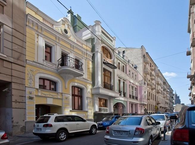 Самый дорогой офисный особняк в Москве стоит $22,3 млн