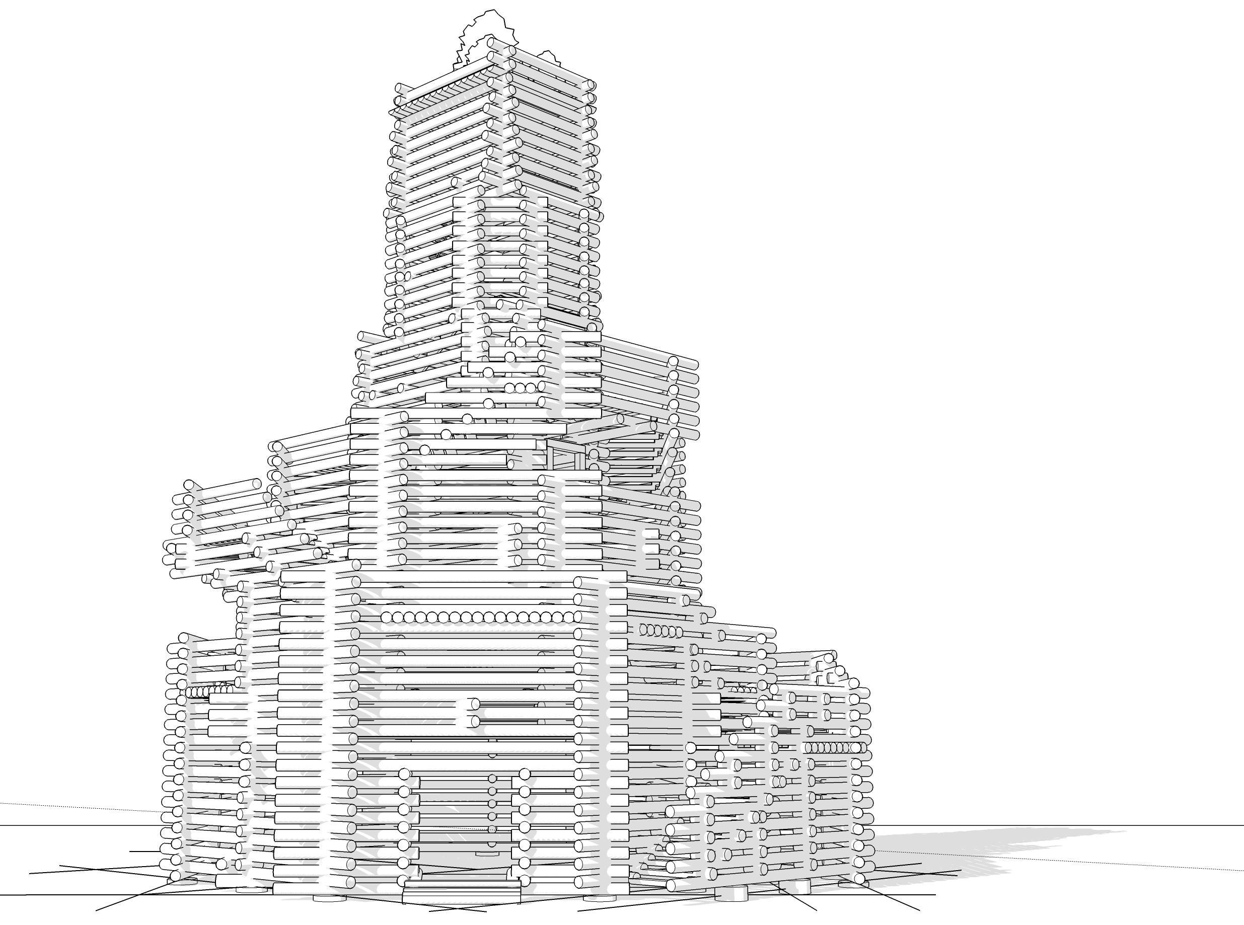 В Никола-Ленивце построят деревянную башню на народные деньги