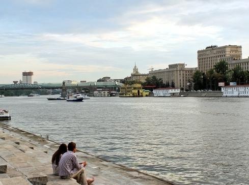На разработку концепции набережной Москвы-реки потратят 117 миллионов