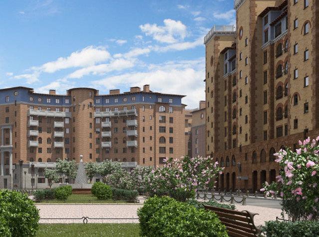«Пятницкие Кварталы» открывают программу раннего бронирования квартир во второй очереди жилого комплекса