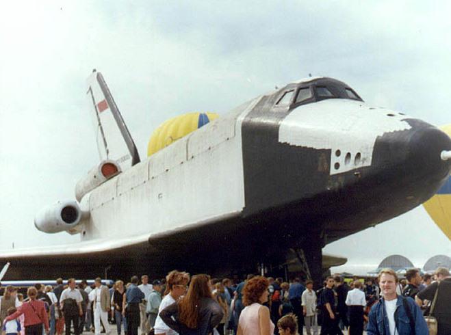 """Легендарный космический корабль """"Буран"""" откроют для посетителей ВДНХ"""