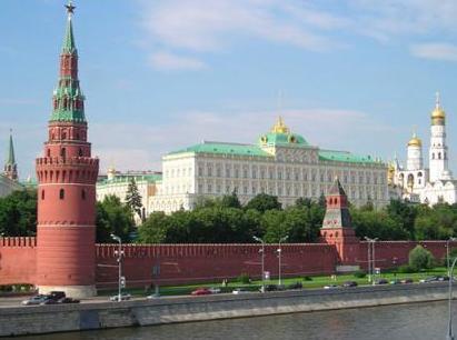 Московский Кремль решено сделать более удобным для туристов