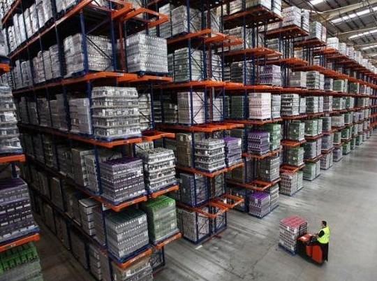 Эксперт: Продуктовое эмбарго не отразится на складском рынке России