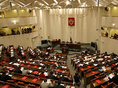 Парламент переедет из центра Москвы в Нижние Мневники